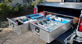 Drawer Liners Truck Tool Box