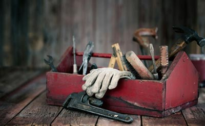 How To Keep Tools From Rusting?