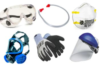 Safety Tools (Protective gloves & Glasses, etc.)