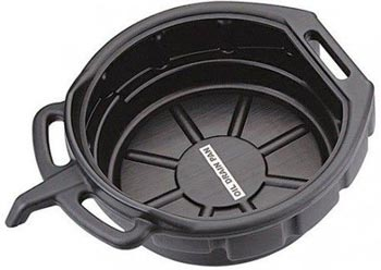 Fluid Dry Pan for auto