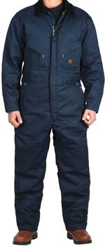 Mechanic's Insulated Coverall